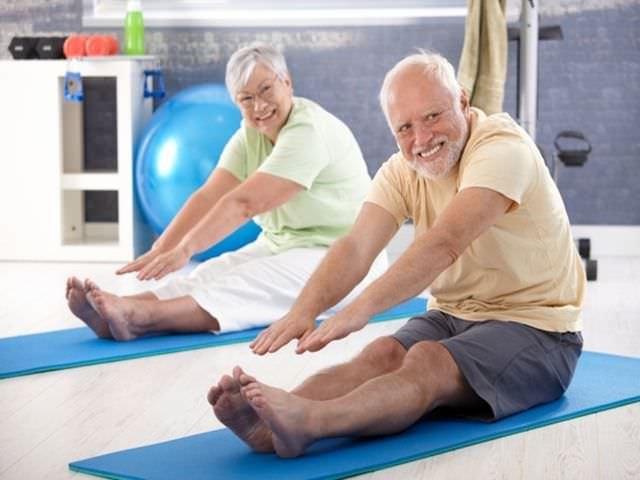 Физкультура для лечения суставов
