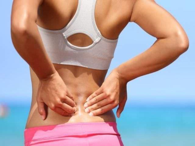 Повреждения спинной кости