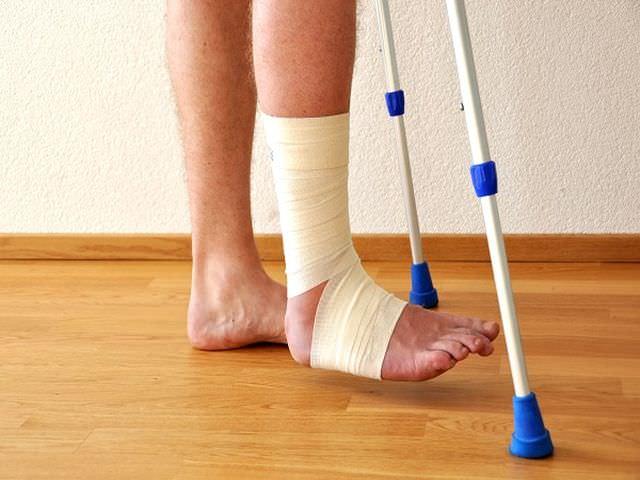 Реабилитация лодыжки после перелома