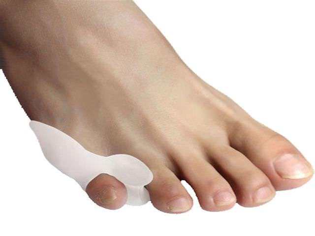 Травма мизинца на ноге