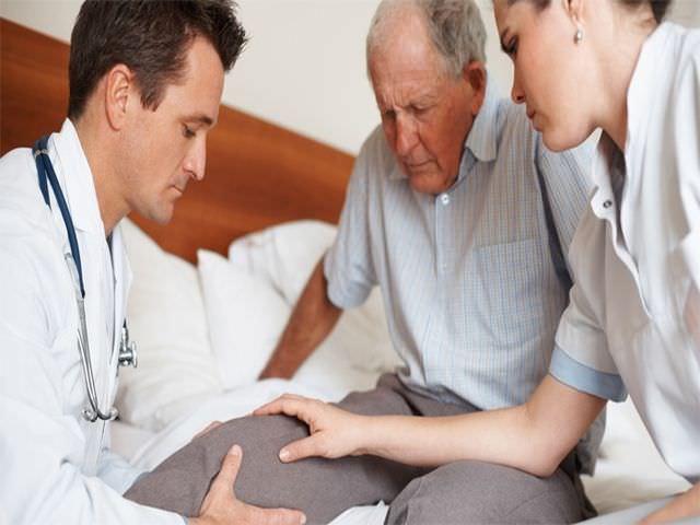 травма тазобедренной кости у пожилых людей