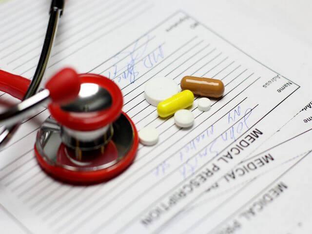 Медикаментозное лечение вывиха