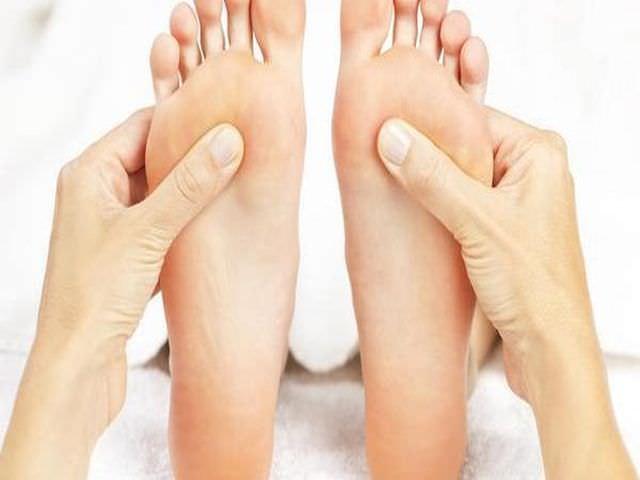 лечение стопы в домашних условивиях