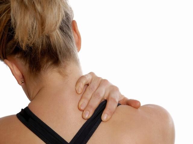 Боль в плечевом суставе