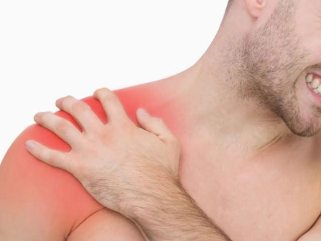 всегда боль в плече и челюсти это