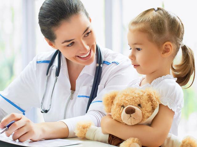у детей наблюдаются как правило переломы