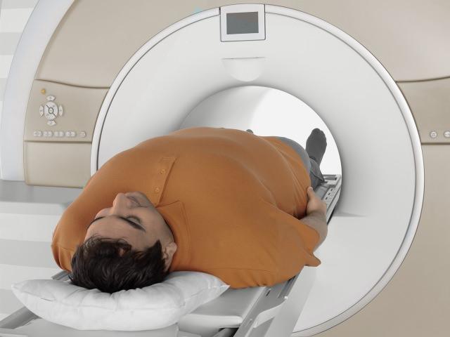 МРТ поврежденных тканей