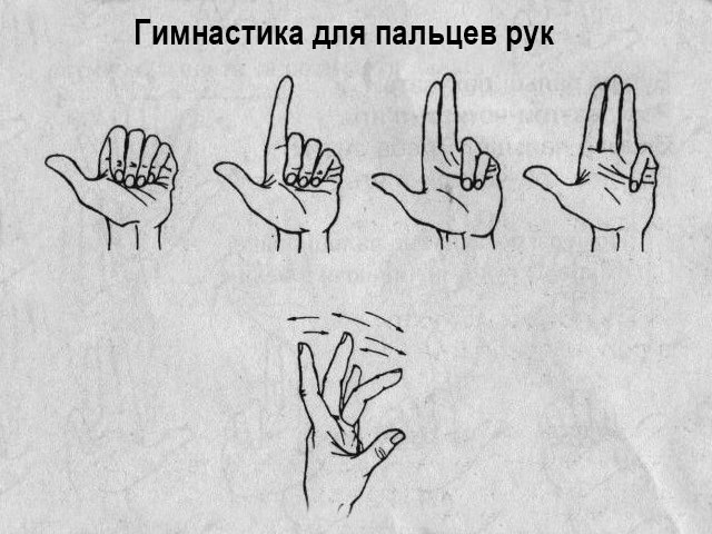 упражнения на кисти рук в картинках немногочисленны известны, главным