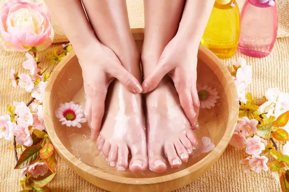 Ванночки для травмированных ног