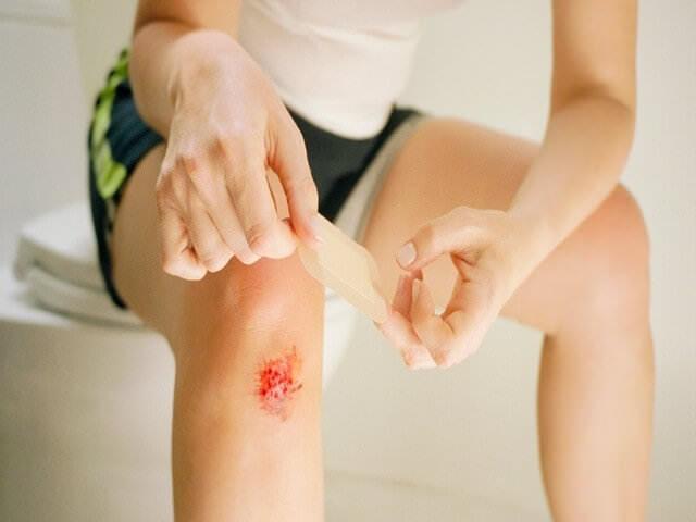 Лечить рану в домашних условиях 52