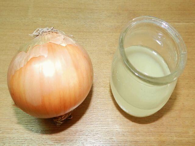 Сок из лука