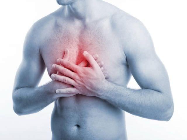 Причины ушиба грудной клетки