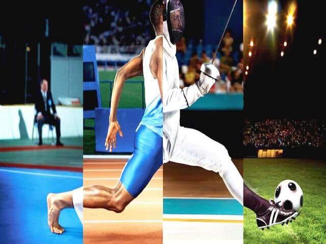 Профессиональные травмы у спортсменов