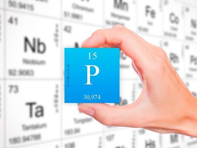 Химический элемент в руках