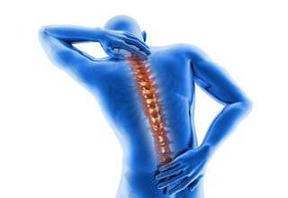 Перелом спины