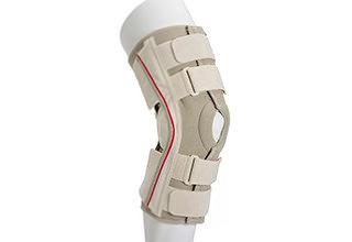 Что представляют собой ортезы коленных суставов и их классификация и подбор
