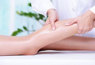 Как наложить шину при переломе костей голени