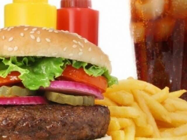 Неправильное питание и алкоголь