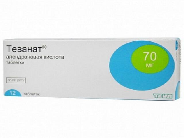 Препарат Теванат