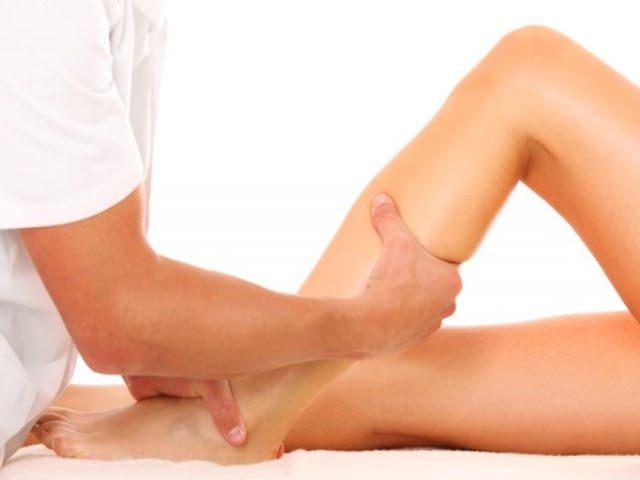 Воздействие на ноги