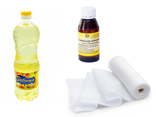 Компоненты для лечения