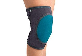 Бандаж на колено: виды, функции, показания к применению
