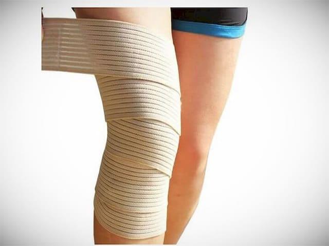 Наколенники для фиксации коленного сустава во время тренировок: как выбрать и как определить размер?