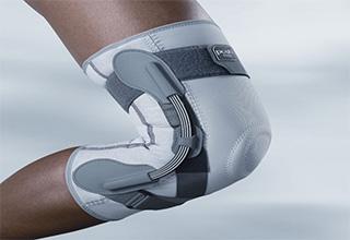 Бандаж для полной фиксации коленного сустава тутор